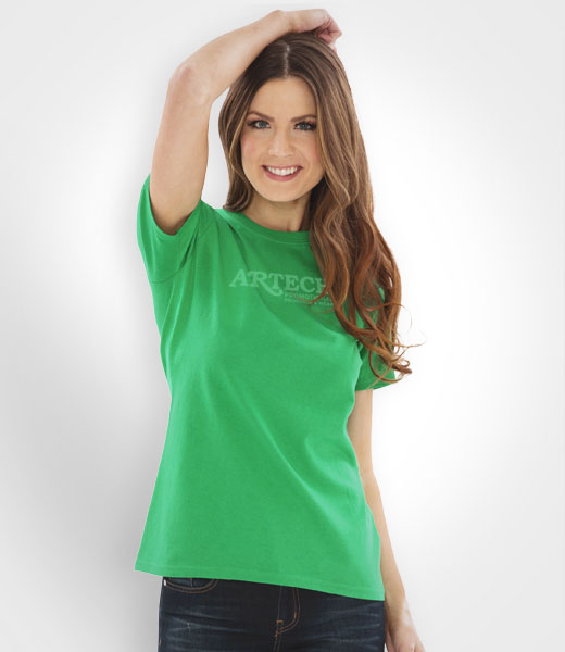 cotton tees womens