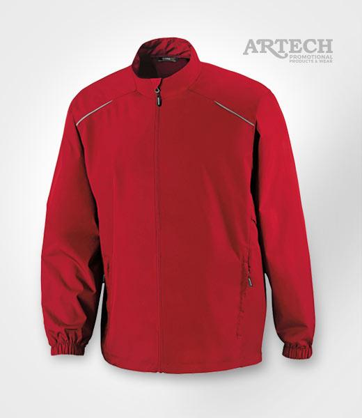 4bcfcf661 (M) Core 365 Motivate Unlined Lightweight Jacket