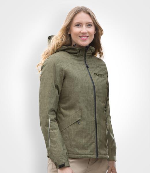 6279bea28308 W) Dryframe Thermo Jacket